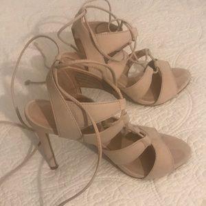 Summer sexy heels